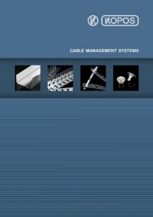 Cable management systems