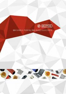 Materiale pentru instalaţii electrice