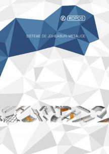 Sisteme de jgheaburi metalice