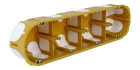 KPL 64-50/4LD - cutii cu intrări membranare
