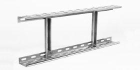 Extinderea jgheaburilor de cablu tip scară din oțel inoxidabil