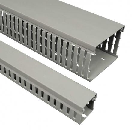 RK 50X50 DIN LD - rozváděčový kanál - DIN