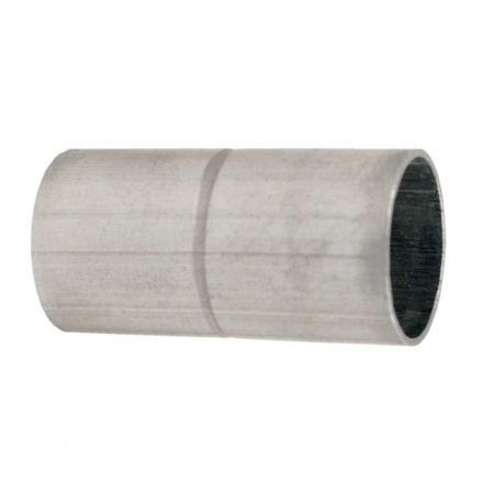 316E/2 AL XX - spojka násuvná pro hliníkové bezešvé trubky (EN)