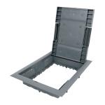 KOPOBOX 80 LB - rám podlahové krabice