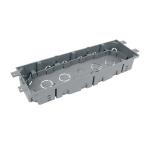 KPP 80 LB - krabice přístrojová podlahová