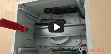 Embedded thumbnail for Instrucțiuni de instalare doză universală KUZ-VO cu capac de deschidere