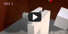 Embedded thumbnail for Instrucțiuni de instalare doza multiplă de instalații în izolație termică KEZ-3